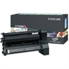 Lexmark C7700MS Toner, 6000 Page-Yield, Magenta