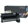 Lexmark C7700YS Toner, 6000 Page-Yield, Yellow