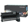 Lexmark C780A1KG Toner, 6000 Page-Yield, Black