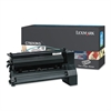 Lexmark C782X2KG Toner, 15000 Page-Yield, Black