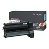 Lexmark C782X2MG Toner, 15000 Page-Yield, Magenta