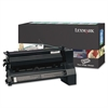 Lexmark C782X4KG Extra High-Yield Toner, 15000 Page-Yield, Black
