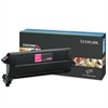Lexmark C9202MH Toner, 14000 Page-Yield, Magenta