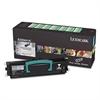 Lexmark E250A11A Toner, 3500 Page-Yield, Black
