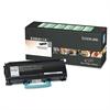 Lexmark E260A11A Toner, 3500 Page-Yield, Black