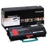 Lexmark E260A21A Toner, 3500 Page-Yield, Black