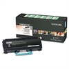 Lexmark X463A11G Toner, 3500 Page-Yield, Black