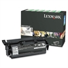 Lexmark X651H04A High-Yield Toner, 25000 Page-Yield, Black
