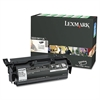 Lexmark X651H11A High-Yield Return Program Toner, 25000 Pg-Yld, Black