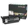 Lexmark X654X11A Extra High-Yield Return Prgm Toner, 36000 Pg-Yld, Black