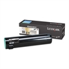Lexmark X945X2KG High-Yield Toner, 36000 Page-Yield, Black