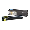 Lexmark X945X2YG High-Yield Toner, 22000 Page-Yield, Yellow