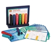 Learning Resources Deluxe Fraction Tower Activity Set, Math Manipulatives, for Grades 1-6