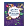 Merriam Webster Elementary Dictionary, Grades 3-5, Hardcover, 624 Pages