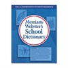 Merriam Webster School Dictionary, Grades 9-11, Hardcover, 1,280 Pages