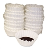 Melitta Basket Style Coffee Filters, Paper, 12 to 15 Cups, 800/Carton
