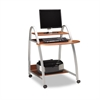 Mayline Eastwinds Arch Computer Cart, 31-1/2w x 34-1/2d x 37h, Medium Cherry