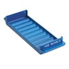 Porta-Count System Rolled Coin Plastic Storage Tray, Blue