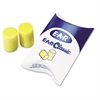 3M E·A·R Classic Earplugs, Pillow Paks, Uncorded, PVC Foam, Yellow, 200 Pairs