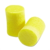 3M E·A·R Classic Earplugs, Pillow Paks, Uncorded, Foam, Yellow, 30 Pairs