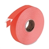 Easy-Load 1131 1-Line Pricemarker Label, 7/16 x 7/8, Fluorescent Red, 2500/Pack