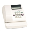 Max Electronic Checkwriter, 14-Digit, 3-5/8 x 9-5/8 x 7-7/8