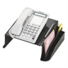 "Officemate Officemate 2200 Series Telephone Stand, 12 1/4""w x 10 1/2""d x 5 1/4""h, Black"