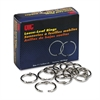 "Officemate Book Rings, 1"", 100/Box"
