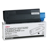 Oki 42127404 High-Yield Toner (Type C6), 5000 Page-Yield, Black