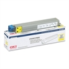 Oki 42918901 Toner (Type C7), 15000 Page-Yield, Yellow