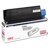 Oki 43034802 Toner (Type C6), 1500 Page-Yield, Magenta