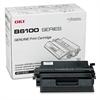 Oki 52113701 Toner, 15000 Page-Yield, Black