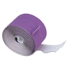 "Pacon Bordette Decorative Border, 2 1/4"" x 50' Roll, Violet"