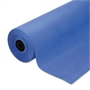 "Pacon Rainbow Duo-Finish Colored Kraft Paper, 35 lbs., 36"" x 1000 ft, Royal Blue"