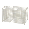 Pacon Board Storage/Drying Rack, 22w x 28d, White