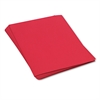 Construction Paper, 58 lbs., 18 x 24, Holiday Red, 50 Sheets/Pack