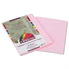 Pacon Peacock Sulphite Construction Paper, 76 lbs., 9 x 12, Pink, 50 Sheets/Pack