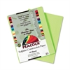 Pacon Peacock Sulphite Construction Paper, 76 lbs., 9 x 12, Hot Lime, 50 Sheets/Pack