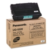 Panasonic UG5520 Toner, 12000 Page-Yield, Black