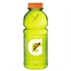 Gatorade G-Series Perform 02 Thirst Quencher Lemon-Lime, 20 oz Bottle, 24/Carton