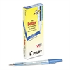 Better Ball Point Stick Pen, Blue Ink, .7mm, Dozen