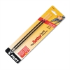 Pilot Refill, Non-retract Better/BetterGrip/EasyTouch Ballpoint, Med, Red, 2/Pack