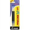 Refill for Precise V7 RT Rolling Ball, Fine, Blue Ink, 2/Pack