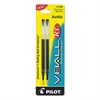Pilot Refill for V Ball Retractable Rolling Ball Pen, Extra Fine, Black Ink