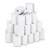 "Company Receipt Rolls, 3 1/4"" x 150 ft, White, 50/Carton"