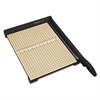 "Premier SharpCut Paper Trimmer, 15 Sheets, Wood Base, 12"" x 17 1/2"""