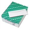 Quality Park Business Envelope Traditional, #10, White, 500/Box