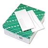 Quality Park Window Envelope, #10, 4 1/8 x 9 1/2, White, 500/Box