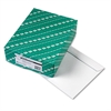 Open Side Booklet Envelope, 13 x 10, White, 100/Box