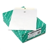 Quality Park Clasp Envelope, 10 x 13, 28lb, White, 100/Box